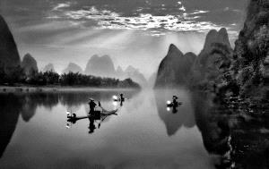 PhotoVivo Honor Mention - Tong Hu (China)  Luiang Morning