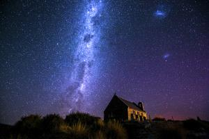 EGIPC Merit Award - Ling Xie (China)  Under Starry Sky