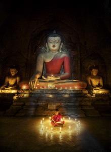 EGIPC Merit Award - Fengliang Zou (China)  Meditative Mind