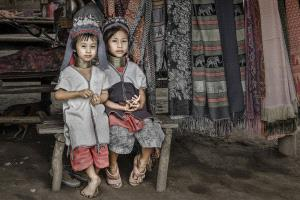 PhotoVivo Honor Mention - Wenguang Lu (China)  Karen People2