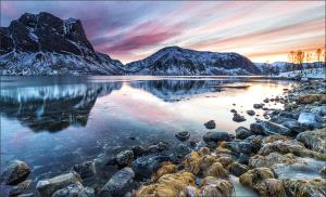 EGIPC Merit Award - Phillip Kwan (Canada)  Mountain Reflection 14