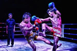EGIPC Merit Award - Foo Say Boon (Malaysia) <br /> Muaythai In Action 2