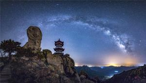 EGIPC Gold Medal - Junlin Tang (China)  Milky Way Night