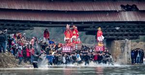 PhotoVivo Honor Mention - Min Huang (China)  Carnival Go Ancient Events