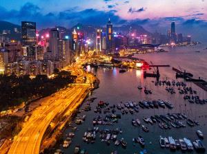 PSA HM Ribbons - Man Yu Alex Fung (Hong Kong) <br /> Seen From Above 14