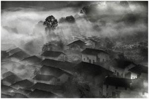 EGIPC Merit Award - Thomas Lang (USA)  Shi Village At Dawn